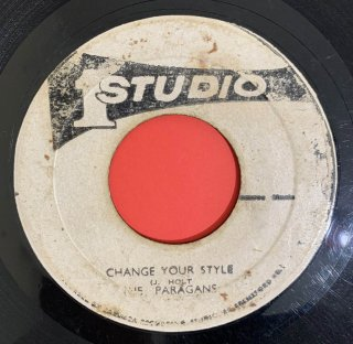 PARAGONS - CHANGE YOUR STYLE