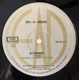 EEK A MOUSE - MY MOMMY