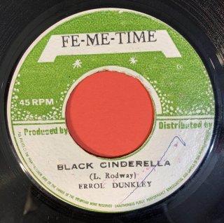 ERROL DUNKLEY - BLACK CINDERELLA