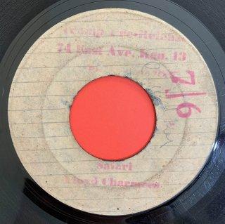 LLOYD CHARMERS - SAFARI