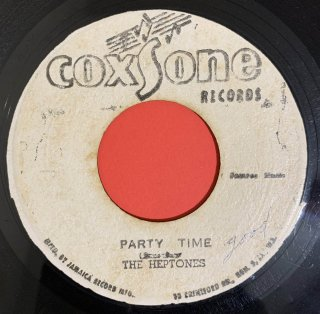 HEPTONES - PARTY TIME