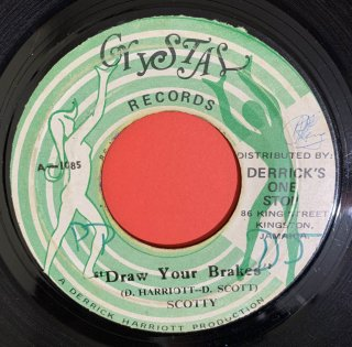 SCOTTY - DRAW YOUR BRAKES