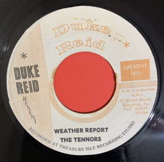 TENNORS - WEATHER REPORT