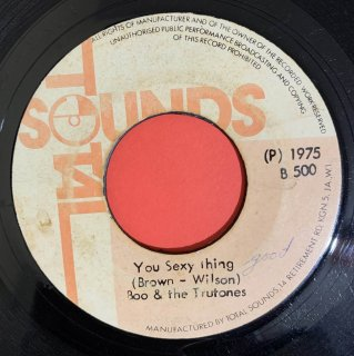 BOO & THE TRUTONES - YOU SEXY THING