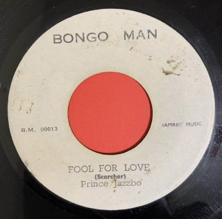 PRINCE JAZZBO - FOOL FOR LOVE
