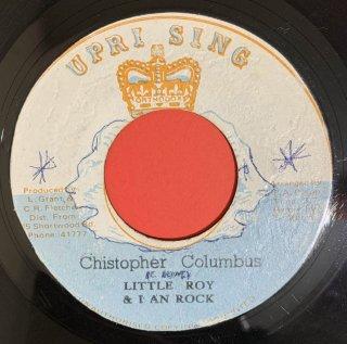 LITTLE ROY & IAN ROCK - CHRISTOPHER COLUMBUS