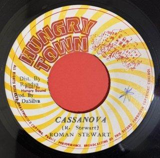 ROMAN STEWART - CASSANOVA