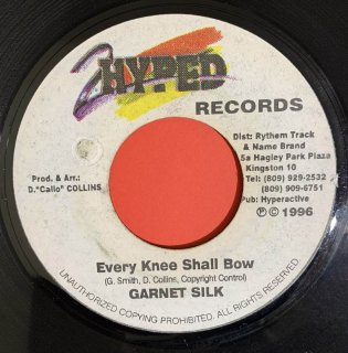 GARNET SILK - EVERY KNEE SHALL BOW