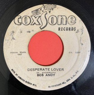 BOB ANDY - DESPERATE LOVER