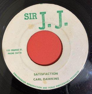CARL DAWKINS - SATISFACTION