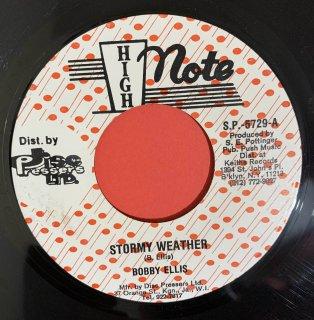 BOBBY ELLIS - STORMY WEATHER