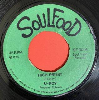 U ROY - HIGH PRIEST