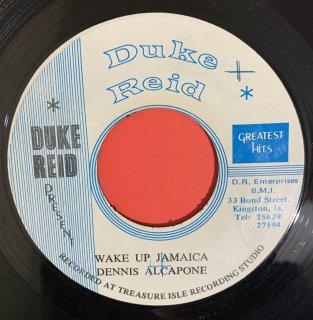 DENNIS ALCAPONE - WAKE UP JAMAICA