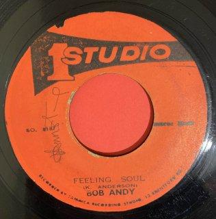 BOB ANDY - FEELING SOUL