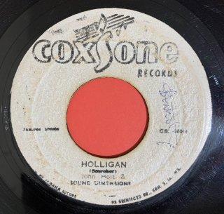 JOHN HOLT & SOUND DIMENSIONS - HOLLIGAN