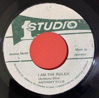 ANTHONY ELLIS - I AM THE RULER