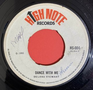 DELANO STEWART - DANCE WITH ME