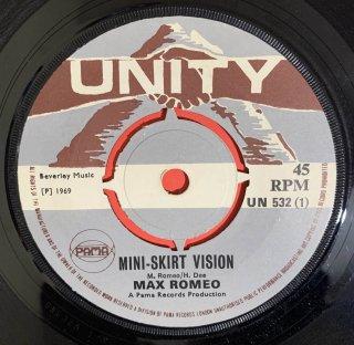 MAX ROMEO - MINI SKIRT VISION