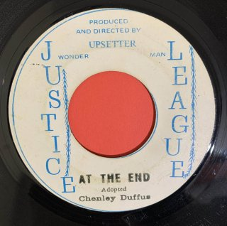 CHENLEY DUFFUS - AT THE END