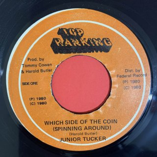 JUNIOR TUCKER - WHICH SIDE OF THE COIN