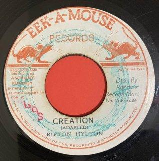 RIPTON HYLTON (EEK A MOUSE) - CREATION