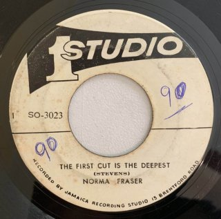 NORMA FRASER - THE FIRST CUT IS THE DEEPEST