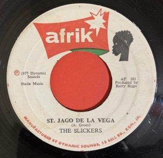 THE SLICKERS - ST JAGO DE LA VEGA