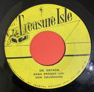 DON DRUMMOND - DR DECKER