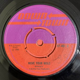 DANDY - MOVE YOUR MULE