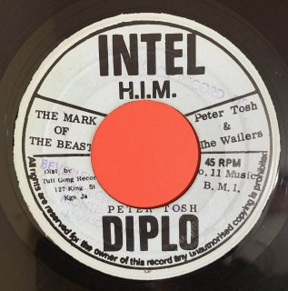 PETER TOSH - THE MARK OF THE BEAST
