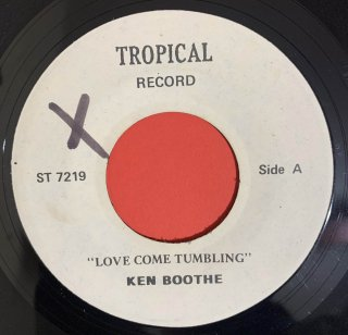 KEN BOOTHE - LOVE COME TUMBLING