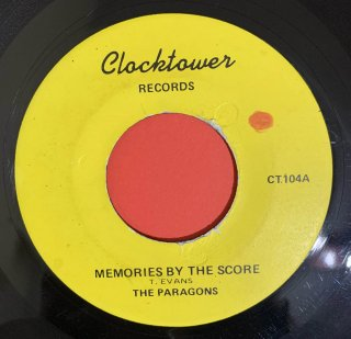 PARAGONS - MEMORIES BY THE SCORE