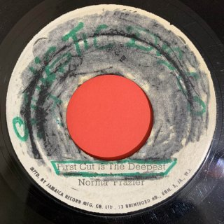 NORMA FRAZIER - FIRST CUT IS THE DEEPEST