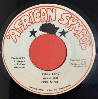 ECHO MINOTT - TING LING