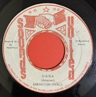 BARINGTON SPENCE - DIANA