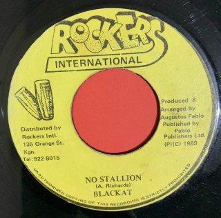 BLACKA T - NO STALLION