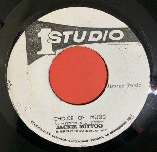JACKIE MITTOO - CHOICE OF MUSIC