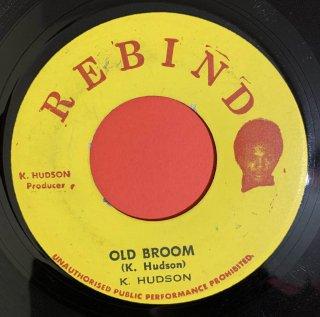 KEITH HUDSON - OLD BROOM