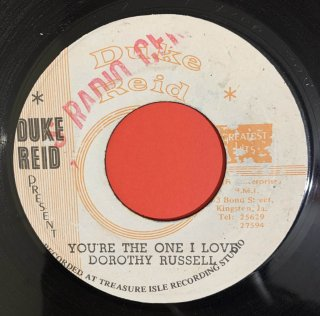 DOROTHY RUSSELL - YOU'RE THE ONE I LOVE