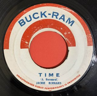 JACKIE BERNARD - TIME