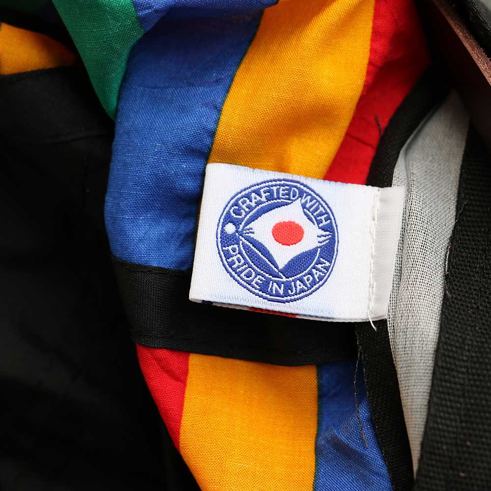 w-means(ダブルミーンズ) Bedlam  FLAG NATION  Cap   フリーサイズ  / ハンドメイド  詳細画像5