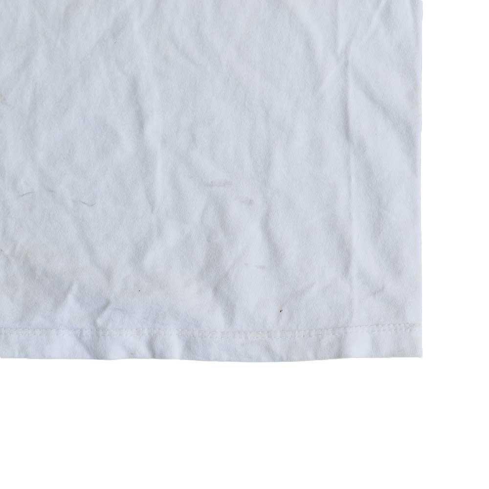 w-means(ダブルミーンズ) THE HAPPY FISHERMAN 半袖Tシャツ メキシコ製 表記xL しろ 詳細画像5
