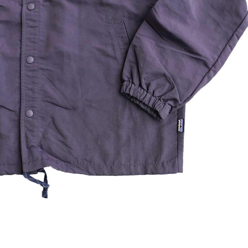 w-means(ダブルミーンズ) Patagonia ナイロンコーチジャケット SIZE 表記なし  なす紺 詳細画像5