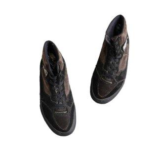 Vans キャバレロ アメリカ製 表記なし / 9ハーフくらい  黒