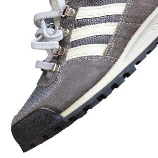 adidas トレッキングブーツ 表記なし 24.5cm位 グレー