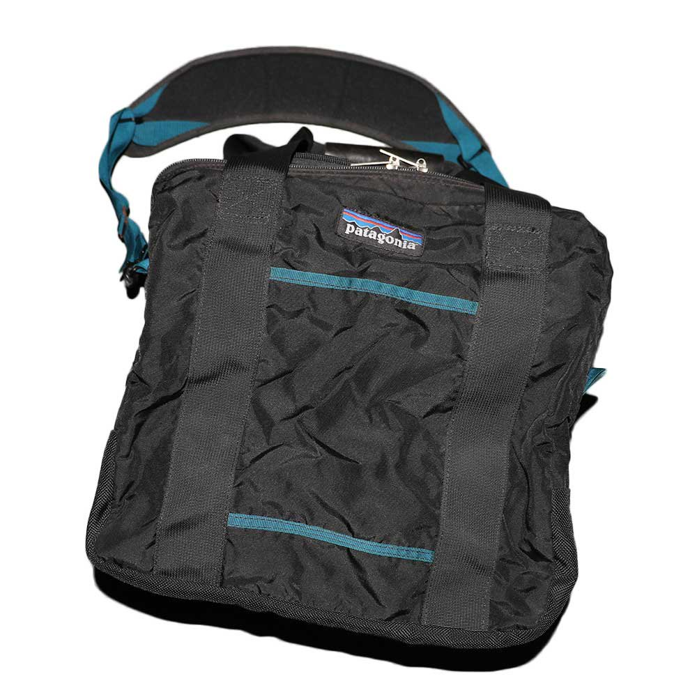 w-means(ダブルミーンズ) Patagonia Gear bag (アメリカ製)クロ 詳細画像