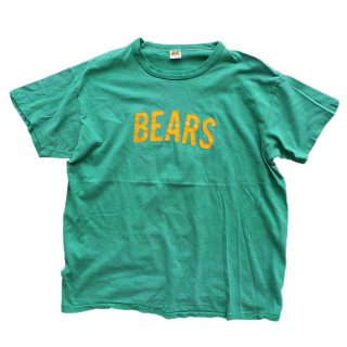 RUSSELL ATHLETIC cotton 半袖Tシャツ(アメリカ製)表記xL  薄緑