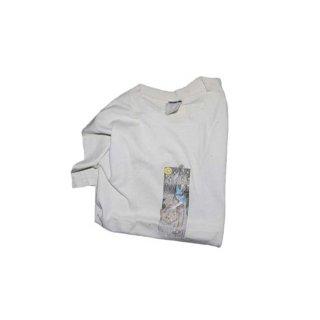 Human skateboards - Andy Macdonald 半袖Tシャツ 表記なし 白