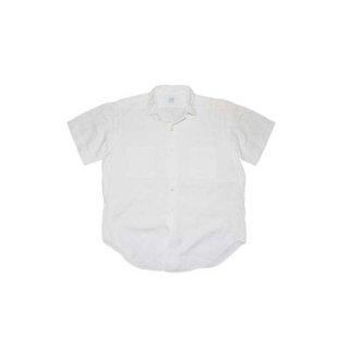 ARROW WHIP 100% cotton 半袖シャツ(アメリカ製)表記16 白