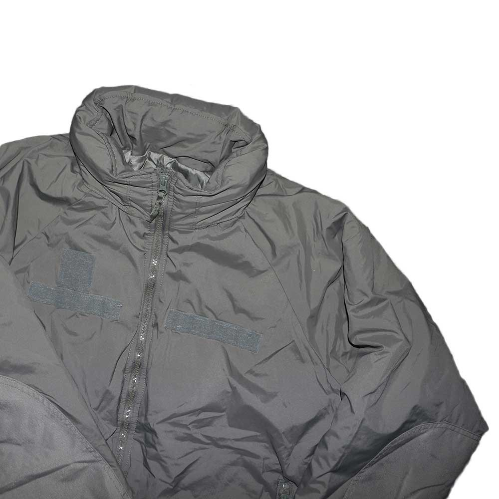 w-means(ダブルミーンズ) アメリカ軍 米軍 EXTREME COLD WEATHER GEN3 「APCU PARKA」Level7 表記L-R ストーングレー 詳細画像1